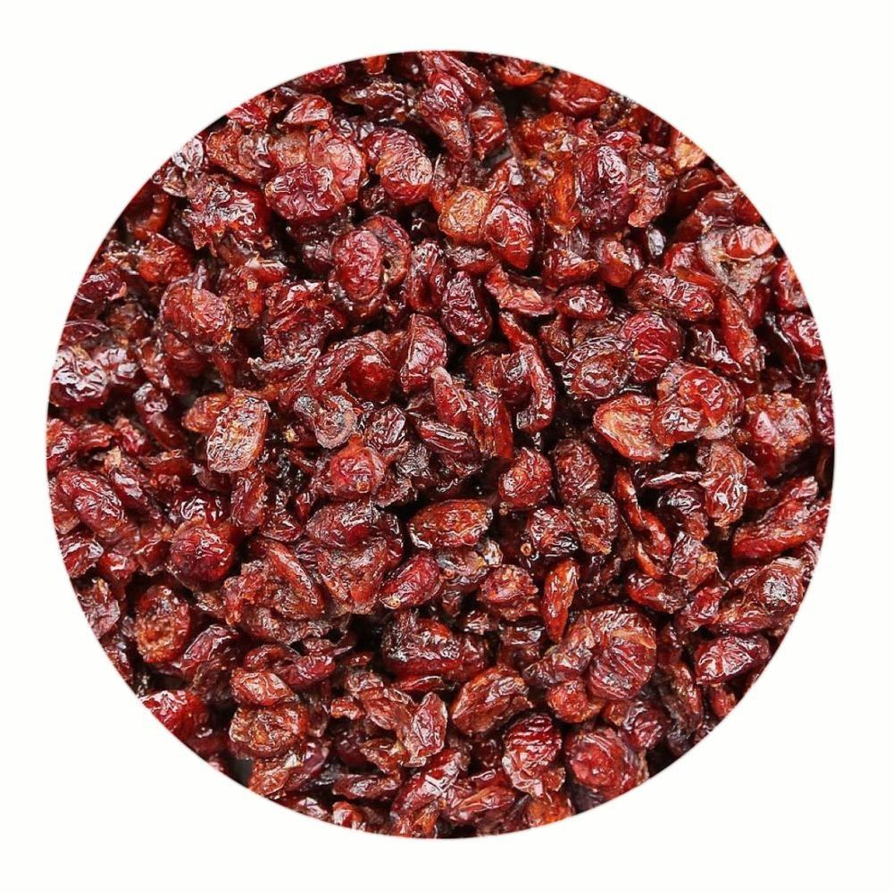 Organic Cranberries dried with apple concentrate