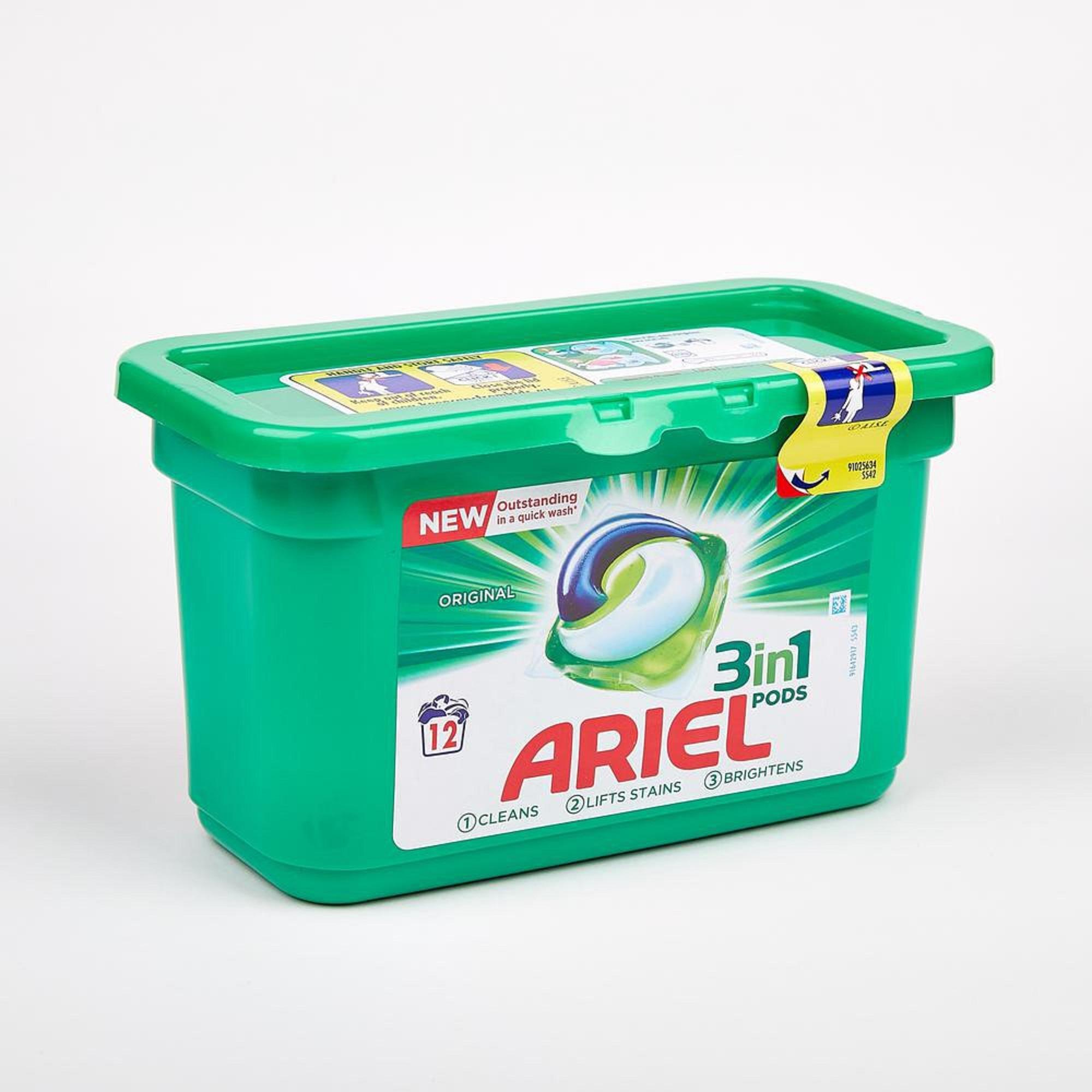 Ariel 3で1 Pods (WhatsApp + 49178 8497091)