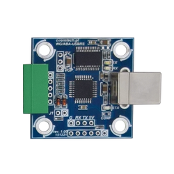 CONVERTER WIEGAND - USB (RS) (virtual serial port)