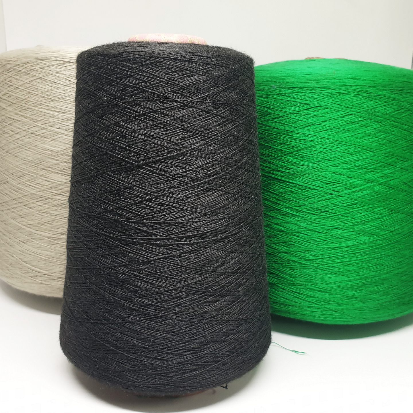 Fire retardant Meta Aramid yarn for knitting