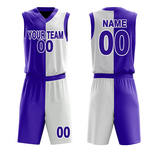 Einzigartige Designer Basketball Uniform Custom Sublimation Basketball Tragen