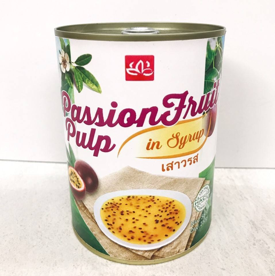 Vietnam canned passion fruit/ Passionfruit Jam- HACCP, ISO 22000:2018 standard