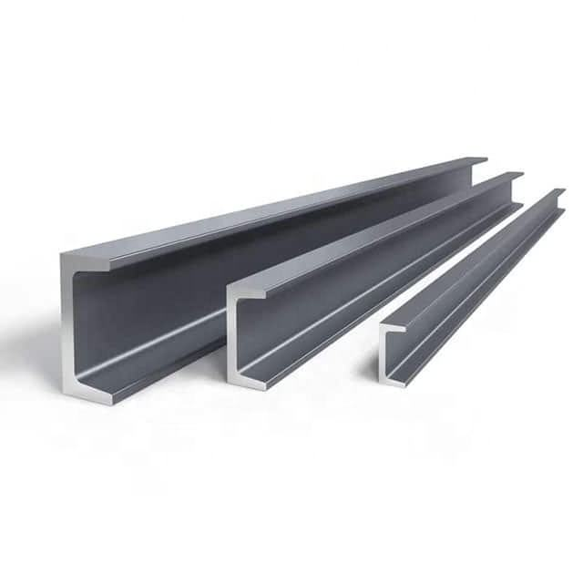 High Quality Hot Rolled Metal Iron Steel Channel Bar