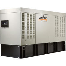 Generac Protector Series Diesel Home Standby Generator - 30 kW, 120/240 Volts, 3-Phase