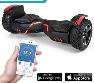 Off Road Hoverboard All Terrain Elektrische Scooter Volwassen Mobiliteit Hover Board Self Balancing Scooter 8.5