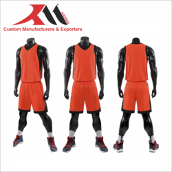 Custom New design Team Sport Club High Quality Sublimation printing 100%polyester Jersey basketball Uniform set