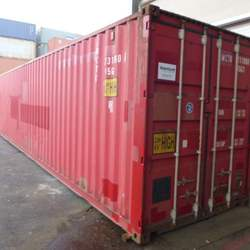 40GP used container 40ft HC second hand shipping container