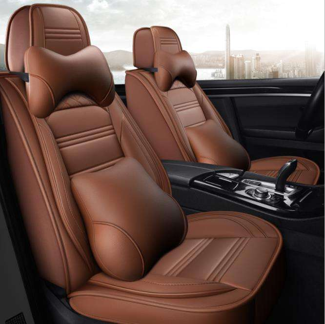 Cheap Price Universal Fit Leather 9D Car Seat Cover P8721