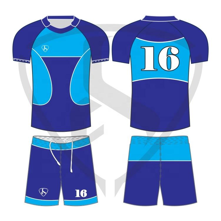 Rugby wear rugby league jersey latest design rugby uniform