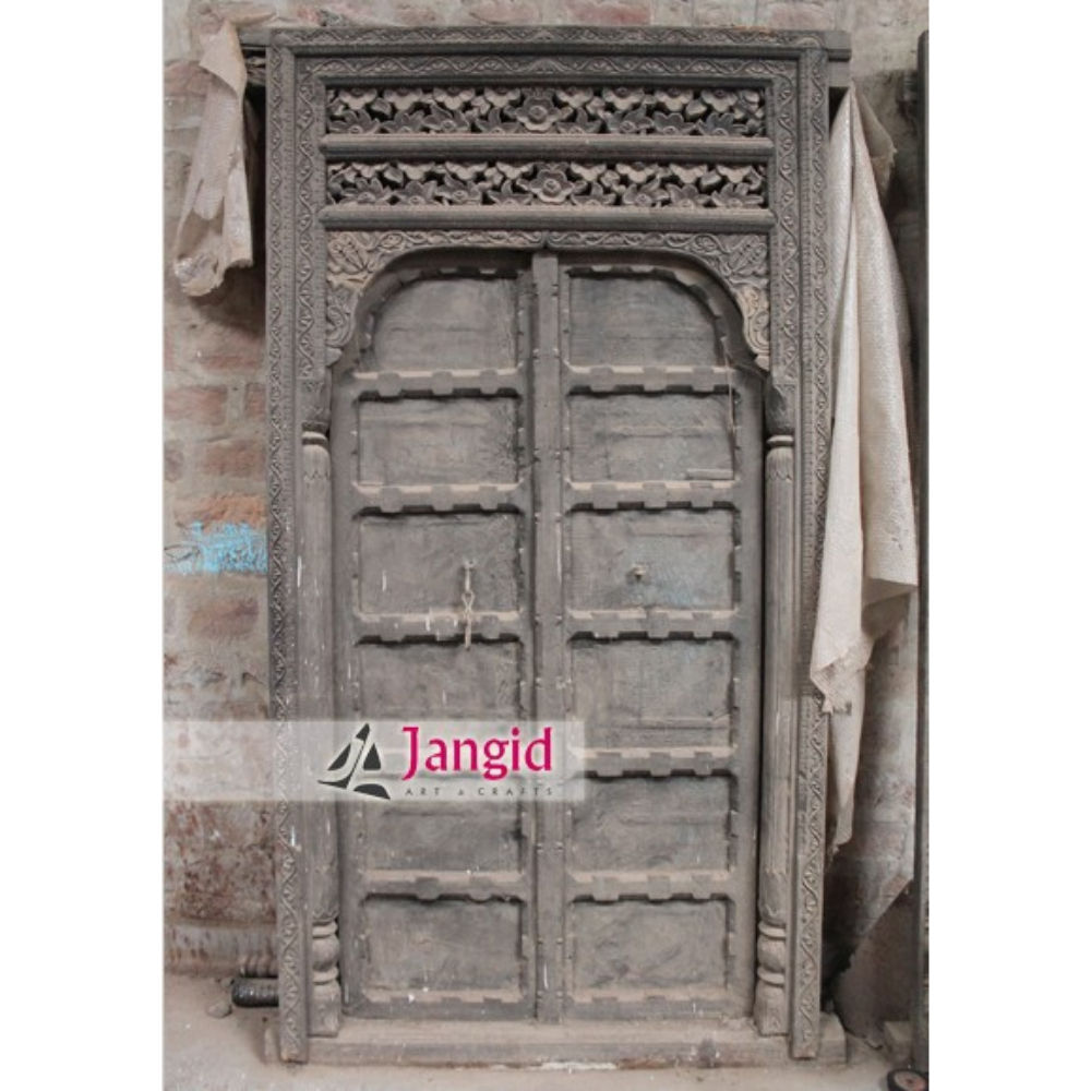 Village Handicrafts Vintage Handmade Old Doors