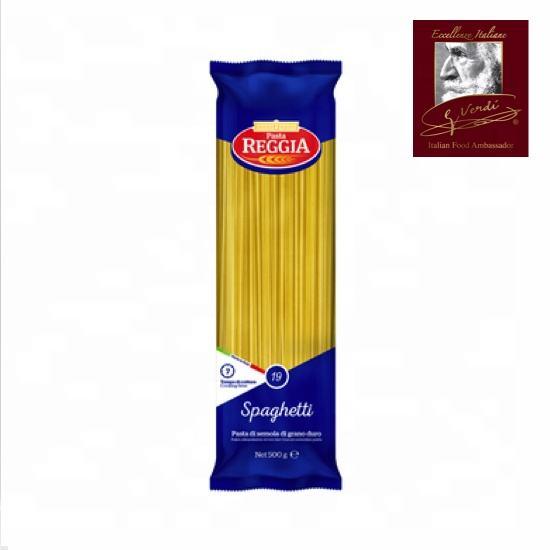 Spaghetti 500 g Giuseppe Verdi Selection GVERDI Italian durum wheat semolina Pasta