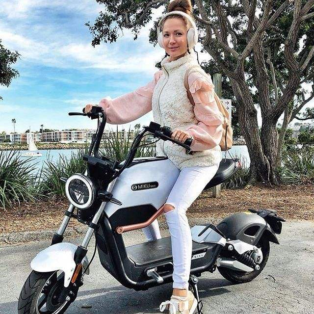 MIKU MAX Electric Scooter Cho Giveaway
