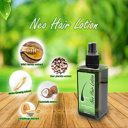 Neo Hair Lotion Hair Herbs Hair Treatment Extra Strength Regrowth Serum Products form Thailand Green Wealth Center