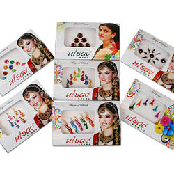 Bindi Indian Assorted Packs Forehead Art Tika Kumkum Bindiya Traditional