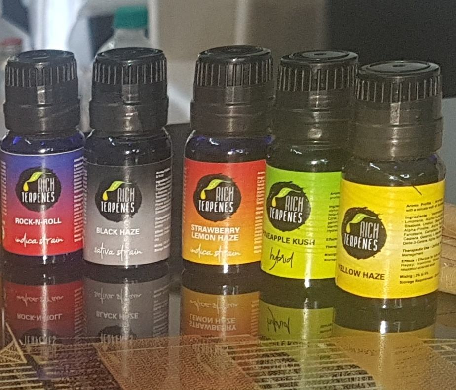 Wanted distributors for pure terpenes strains and isolates Pink Kush blue dream Rich and Rare Rasta Yellow Haze Millionaire