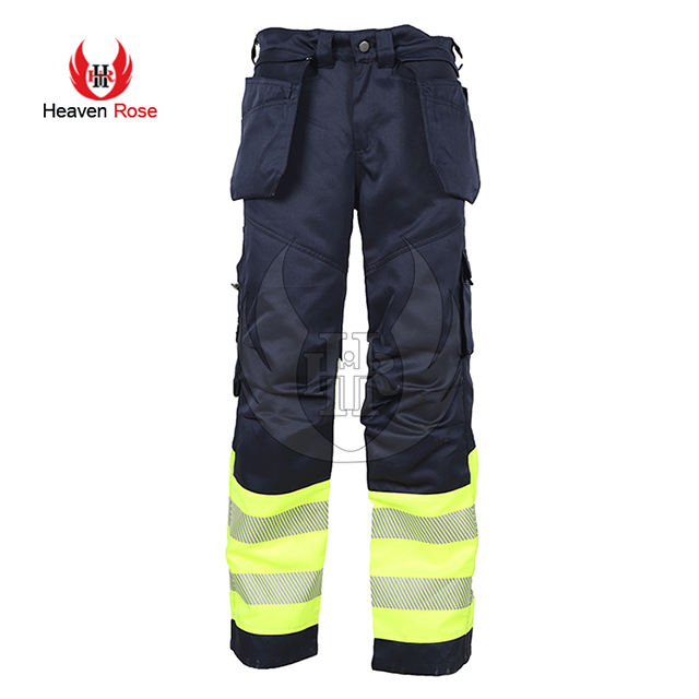 wholesale Work Cargo Pants Trousers Tool Pocket Cargo Pants For Construction And Mechanical Industrial Workwear Clothes