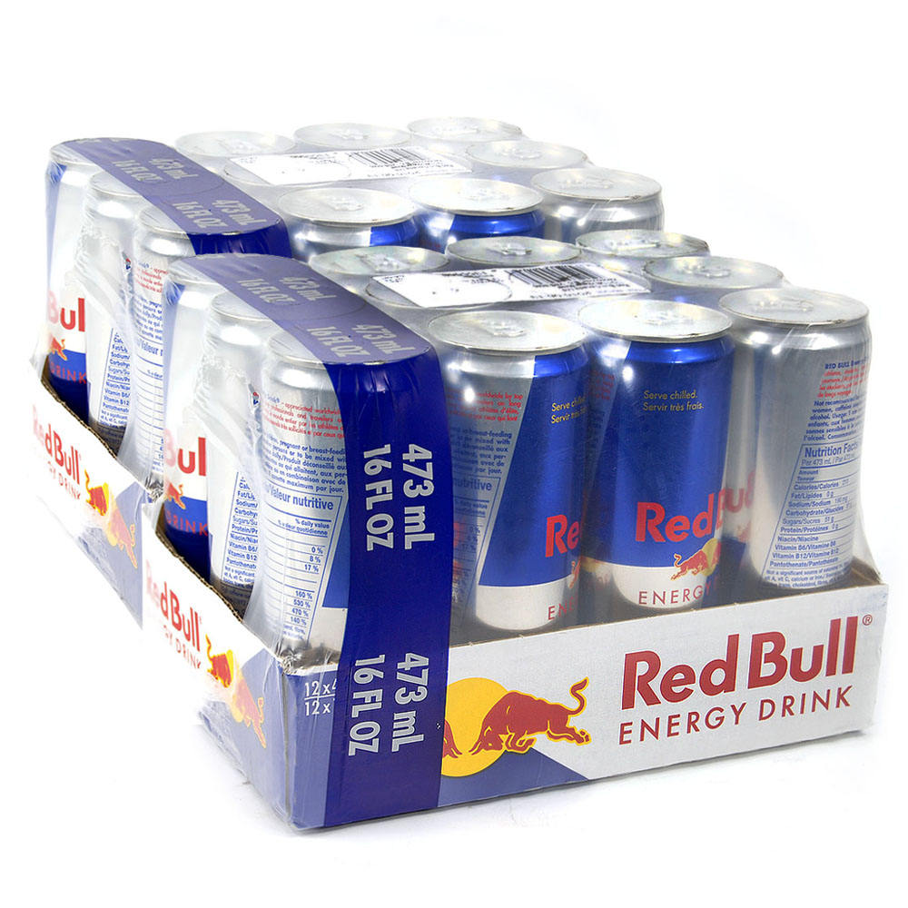 BUY/ORDER REDBULL ENERGY DRINKS