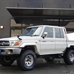Toyota Land Cruiser 79 Pick up