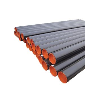 Electrical welded steel pipe with max diameter 630mm ERW steel pipe/3PE epoxy internal and external coating for welded pipe