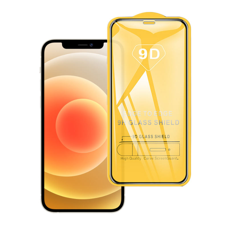 9H Frosted anti privacy anti blue light 9D Full Curved Tempered Glass Screen Protector for Iphone 11 pro Max