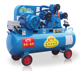 China 7.5kw 10hp 3 cylinder portable high pressure valves electrical oil free small silent piston air compressor machines price