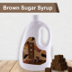 Taiwan Top Selling BROWN SUGAR SYRUP for Beverage and Drinks