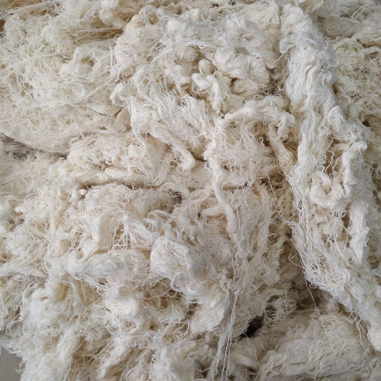 100% Cotton Yarn Waste White Cotton Hard Waste From Vietnam With Lowest Price - Whatsapp/WeChat: +84379007507