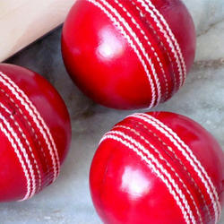 Cricket Ball 50 0ver Match wholesale customize logo cricket ball