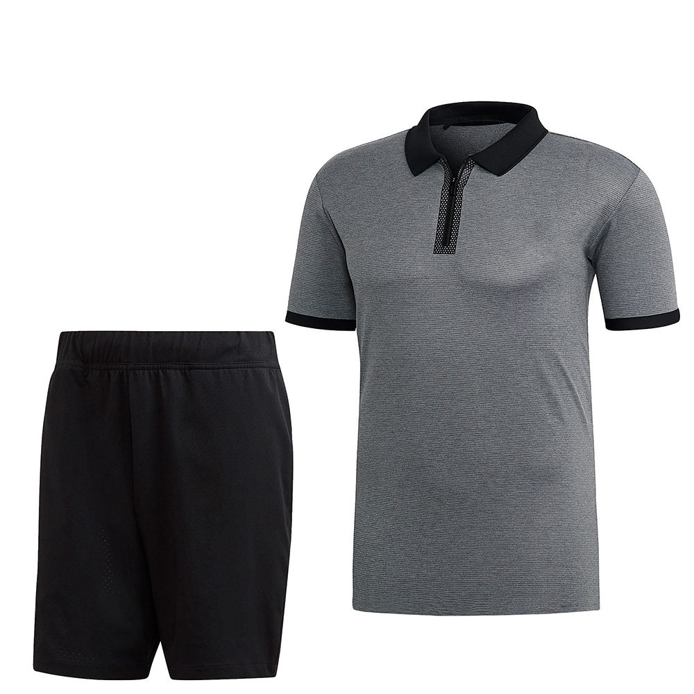 Comfortable Soft Material Netball Dress Tennis Dress For Adult Men