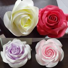 Korea Handmade Artificial Rose Clay Flower for Valentine's Day Father's Day Mother's Day Graduation Christmas Anniversaries