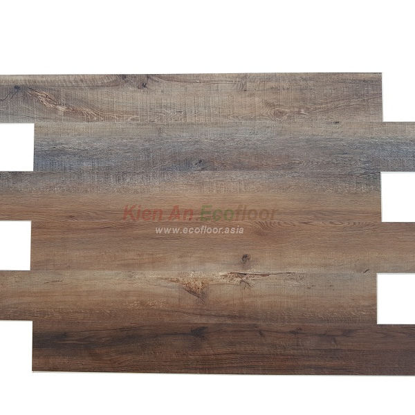 100% VOC Free Wooden Looking Hot Deal Wood Plastic SPC Click Flooring Painted Bevel Vietnamese Producer