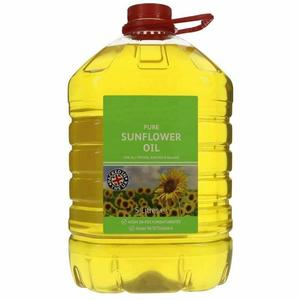Cold Pressed Sunflower Seed Oil for Cooking Fresh Sunflower Oil 100 Natural Clear Yellow Top Light Bulk Time Packaging Food Type
