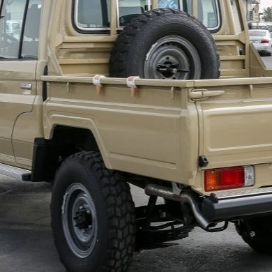 used Toyota Land Cruiser 70 pickup used car by auction