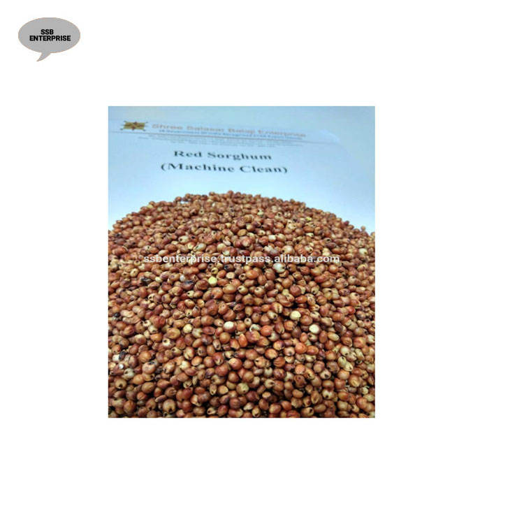 Best Culinary Pesticides and Chemical Free Red Sorghum Grain for Sale in Hong Kong and Japan