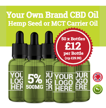 Create Your Own CBD Brand In 14 Days - UK Cheapest UK Lab Tested CBD Oil - We Will Not Be Beaten On Price