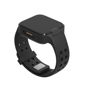 SKYLAB Black Social Distance Monitoring Device Wristband Tracing Social Distancing Smart Bracelet
