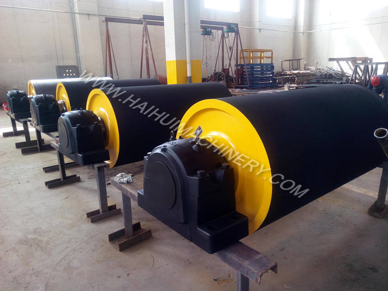 Motorized Pulley Conveyor Belt Pulley