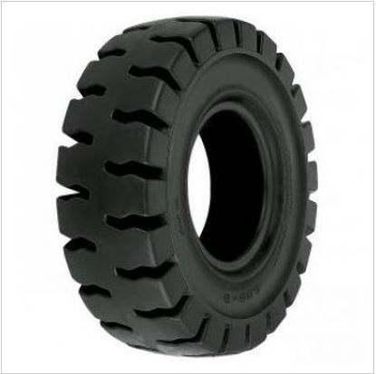 4.00-8 Construction Vehicle Tires Industrial Forklift Solid reifen