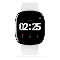 WISH SMART WATCH GREY WHITE