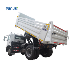 HD-380-750 mm. 6 WHEEL CUSTOM DUMP TRUCK BODY TRUCK ( Exclude Prime Mover)