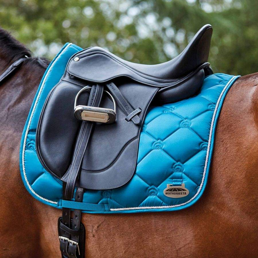 Saddlery Quilted All-Purpose Horses Saddle Pads Dressage