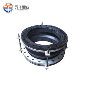 20 /24 / 28 /30 Inch Large Diameter Rubber Bellow Expansion Joints