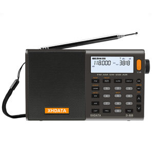 Factory The Best And Cheapest Free Shipping XHDATA D-808 Mini Am Fm Portable Radio