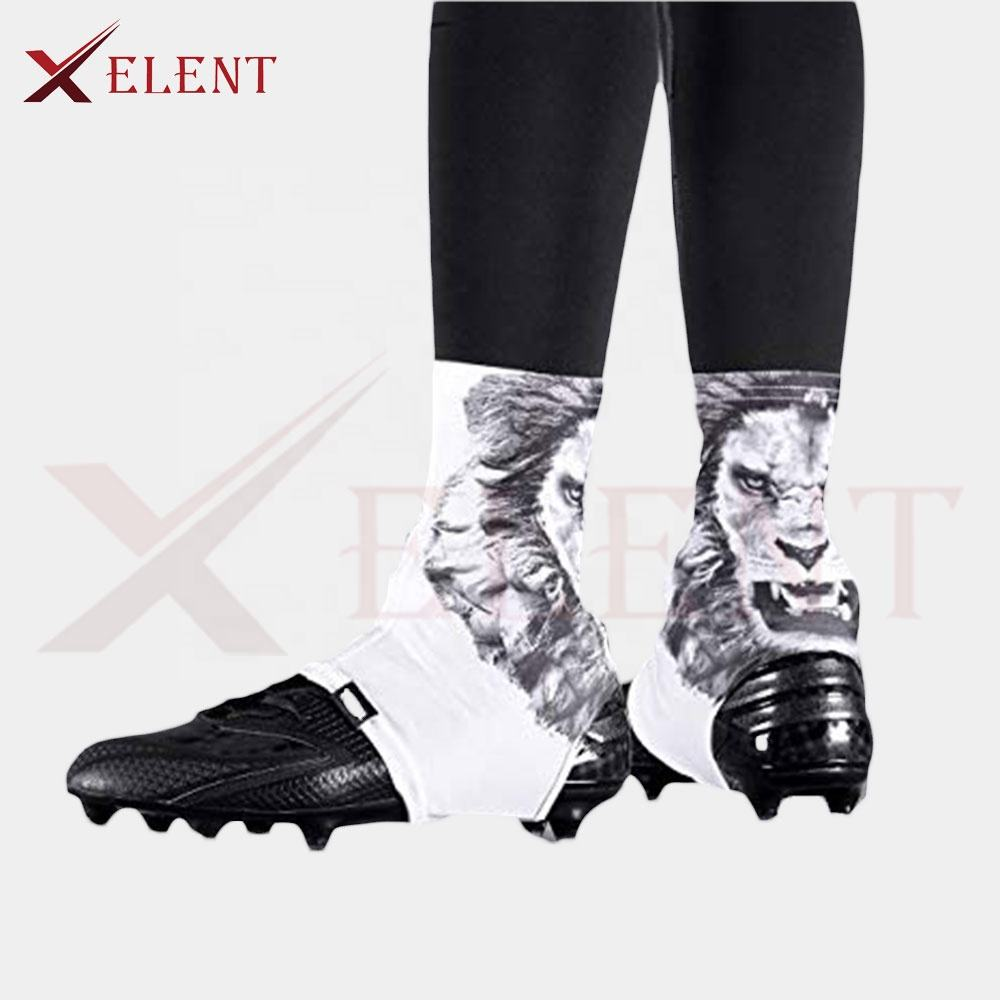 American Football Spats/Shoes Cover