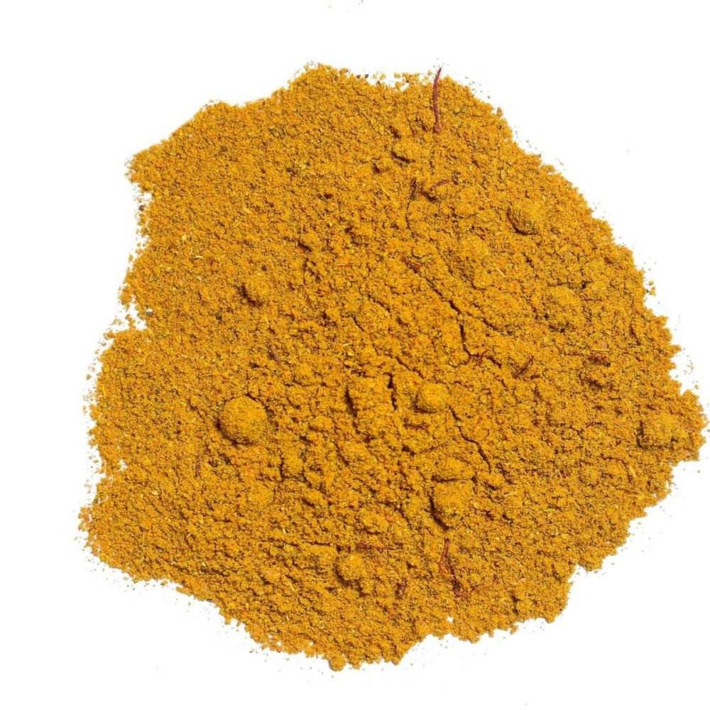 Best seller di organic curry in polvere di spezie da India senza additivi fatto da naturale processo di