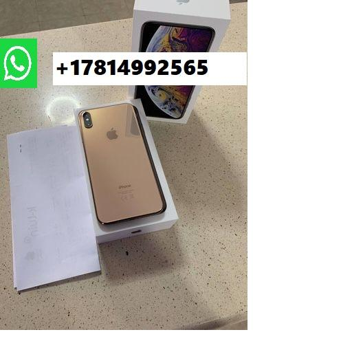 """General Click For Apple iPhone XS Max 256GB / 512GB 4G Factory Unlocked 6.5"""" Unlocked 4G BUY 2 GET 1 FREE"""