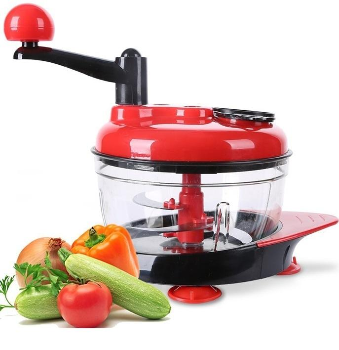 Manual Vegetable Onion Meat Garlic Food Chopper