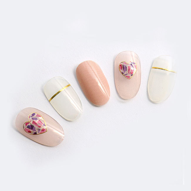 on-toxic popular special pattern nail stickers, wholesale custom nail wraps nail stickers for women