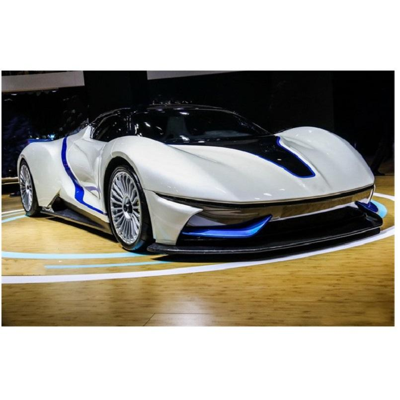 Free Shipping leap motor electric car new arrival Electric racing car sports car electric vehicle EEC