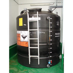 Chemical Storage Tank (200 Gallons)